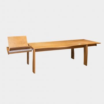 meubles tables et rallonges en bois massif taglan cr ation. Black Bedroom Furniture Sets. Home Design Ideas